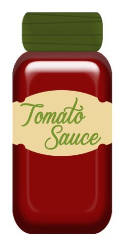 Clipart tomato sauce banner freeuse library Image result for TOMATO SAUCE clipart   scrapbook technics ... banner freeuse library