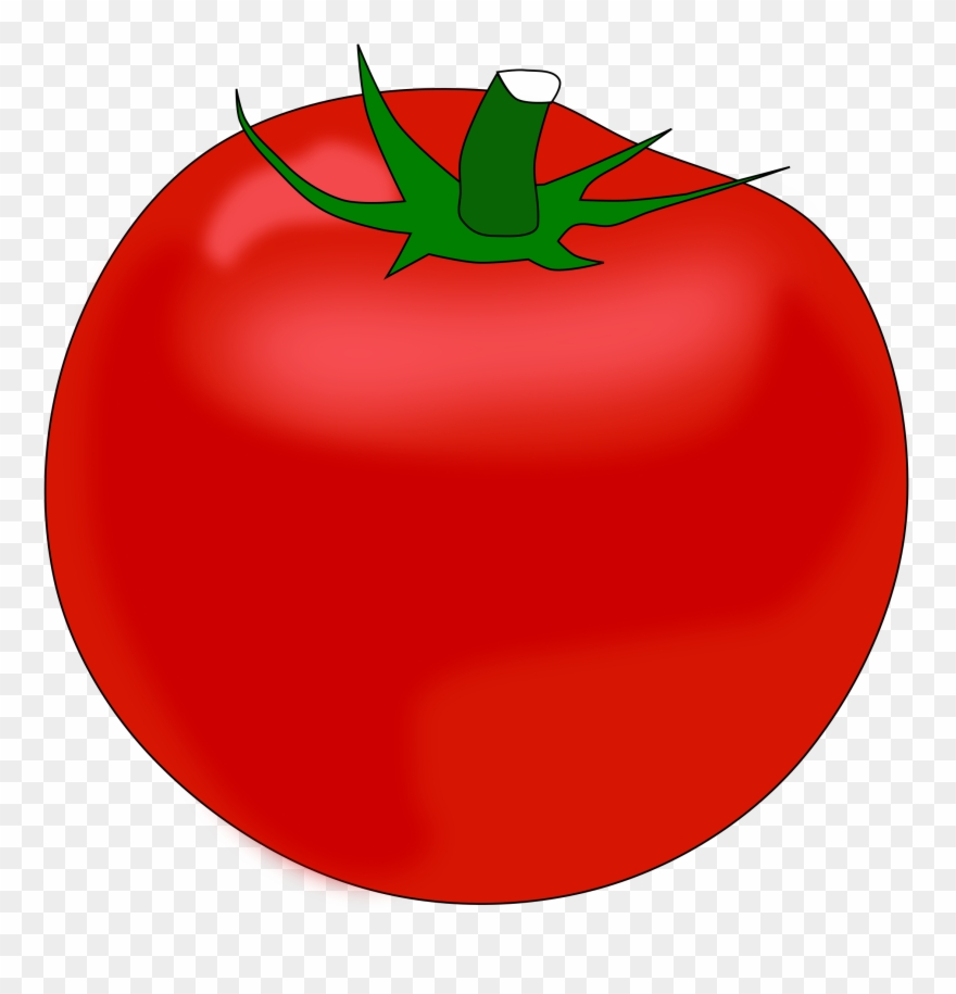 Tomatoe clipart png royalty free download Tomato Clipart - Tomato Clipart Transparent Free - Png ... png royalty free download
