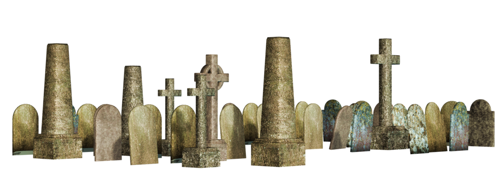 Tombstone cross clipart vector library library Tombstone, gravestone PNG vector library library