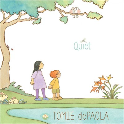 Tomie depaola author clipart picture library library Quiet | Book by Tomie dePaola | Official Publisher Page ... picture library library