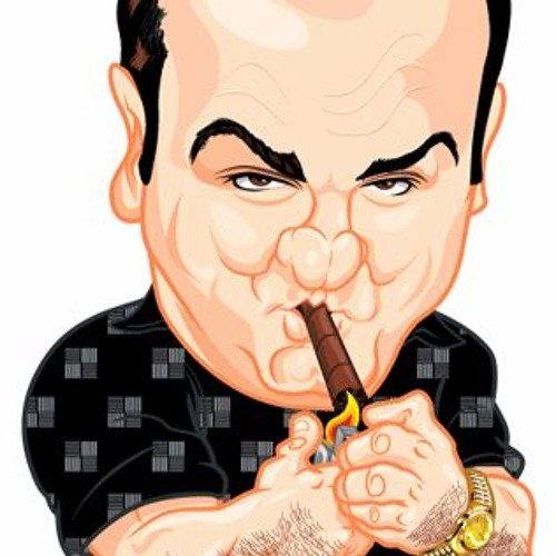 Tony soprano clipart picture black and white stock Tony Soprano | Free Listening on SoundCloud picture black and white stock