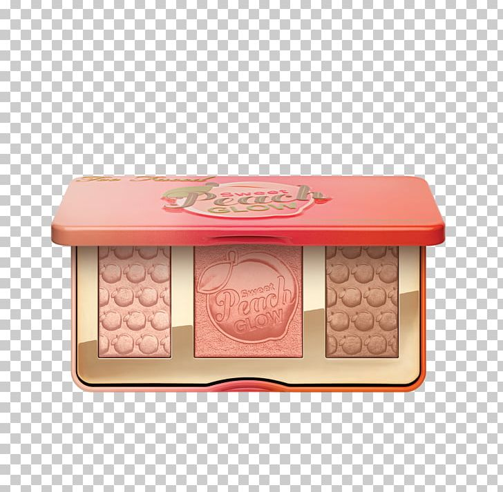 Too faced peach clipart png library Too Faced Sweet Peach Highlighter Cosmetics Contouring PNG ... png library