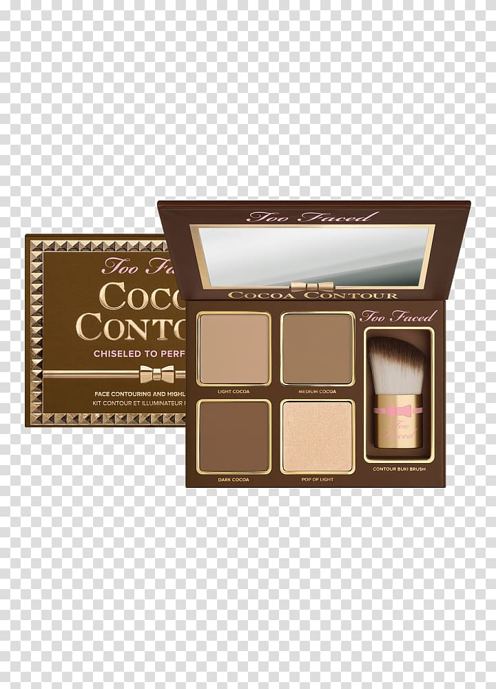 Too faced peach clipart black and white stock Too Faced Cocoa Contour Contouring Cosmetics Too Faced Sweet ... black and white stock