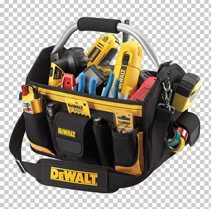 Tool bag clipart svg free library Hand Tool Tool Boxes Bag DeWalt PNG, Clipart, Accessories ... svg free library