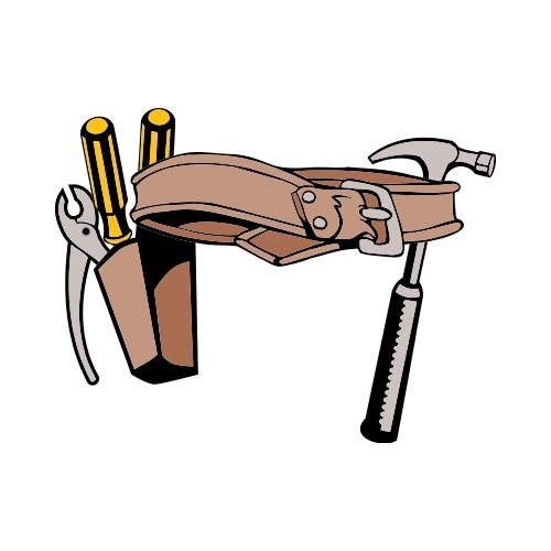 Toolbelt clipart clip library download TOOL BELT Clip Art - Get Started At ThatShirt! clip library download