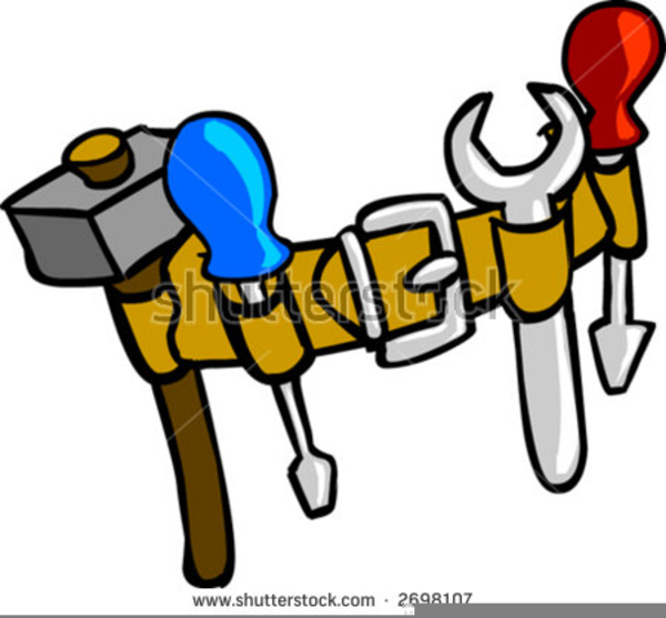 Toolbelt clipart image free Free Tool Belt Clipart | Free Images at Clker.com - vector ... image free