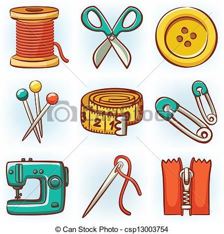 Tools and equipment clipart clip freeuse Sewing tools and equipment clipart 2 » Clipart Portal clip freeuse