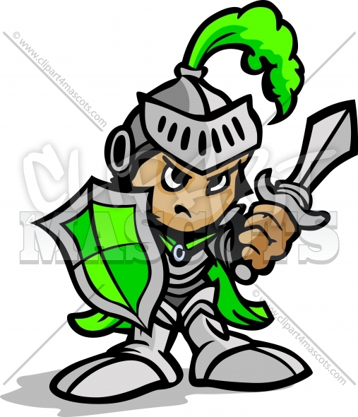 Toon clipart transparent stock Knight Toon Clipart Graphic Vector Cartoon transparent stock