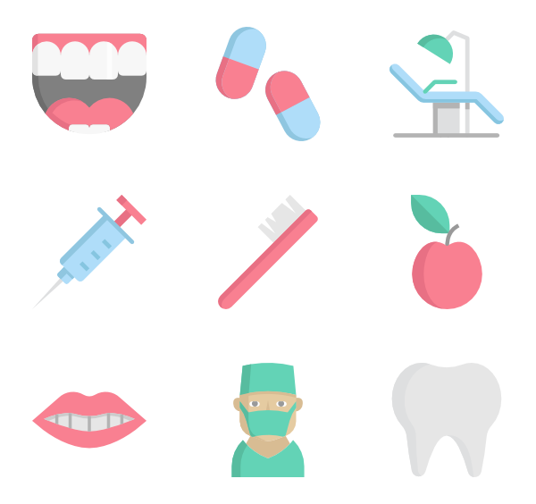Tooth with crown clipart jpg freeuse library Tooth Icons - 2,104 free vector icons jpg freeuse library