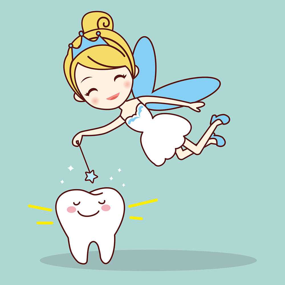 Tooth under pillow clipart picture royalty free Of Fairies and Tooth Fairy - NatkhatZ picture royalty free