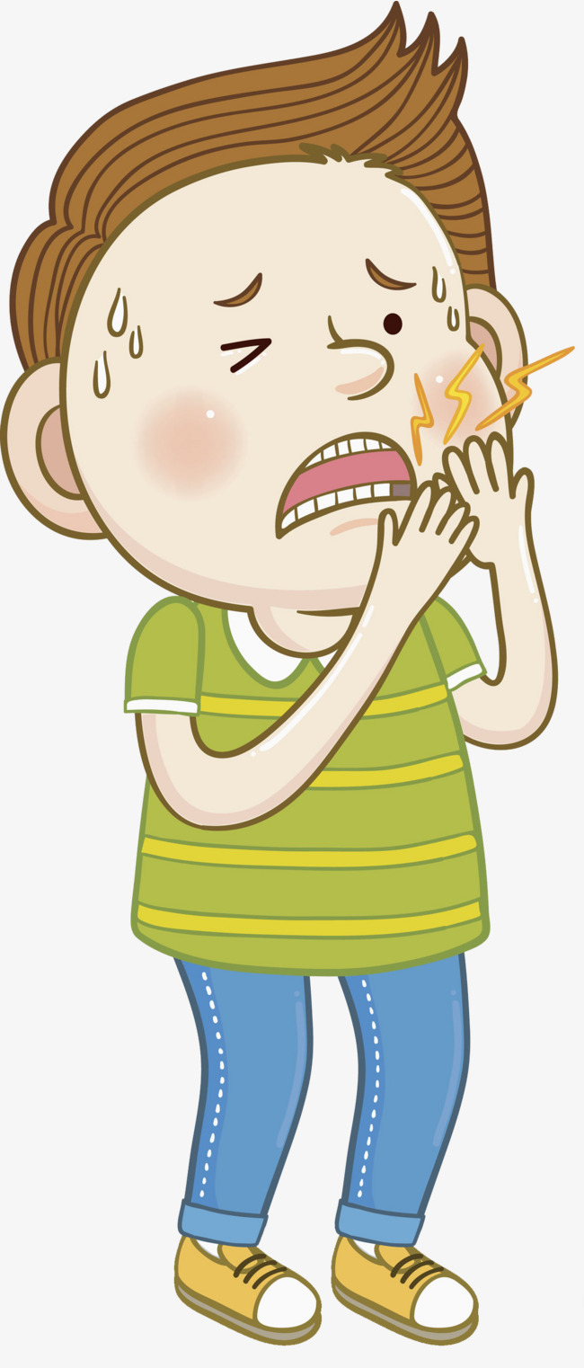 Toothace clipart clip freeuse stock Toothache Child Images, Stock Photos & Vectors ... clip freeuse stock
