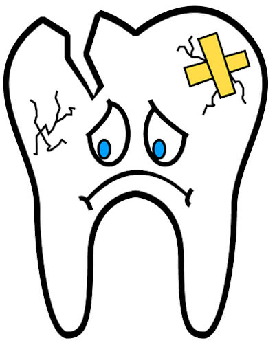 Toothache black and white clipart jpg download Home Remedies for Toothache Pain - Disabled World jpg download