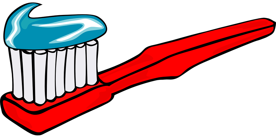 Toothbrush pictures clipart image transparent stock Red Toothbrush Clipart transparent PNG - StickPNG image transparent stock