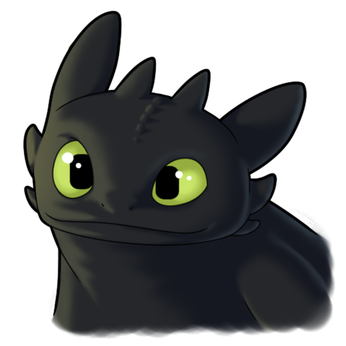 Toothless dragon clipart free library Toothless Dragon Clipart - Clipart Kid | Cute stuff in 2019 ... free library