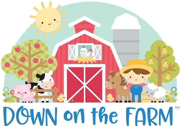 Top down farm clipart clipart stock Doodlebug > Down On the Farm: A Cherry On Top clipart stock