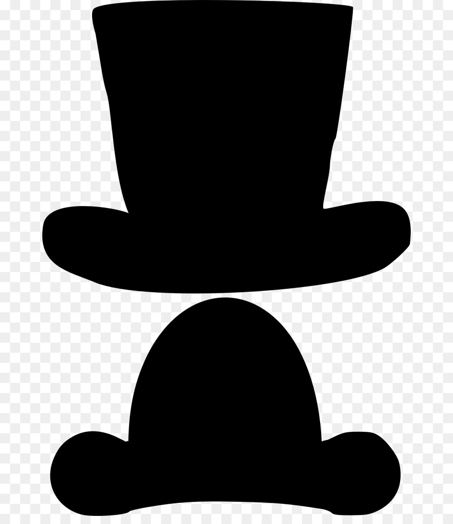 Top hat and gavel clipart banner freeuse library Silhouette Top hat - silhouette man png download - 962*1920 ... banner freeuse library