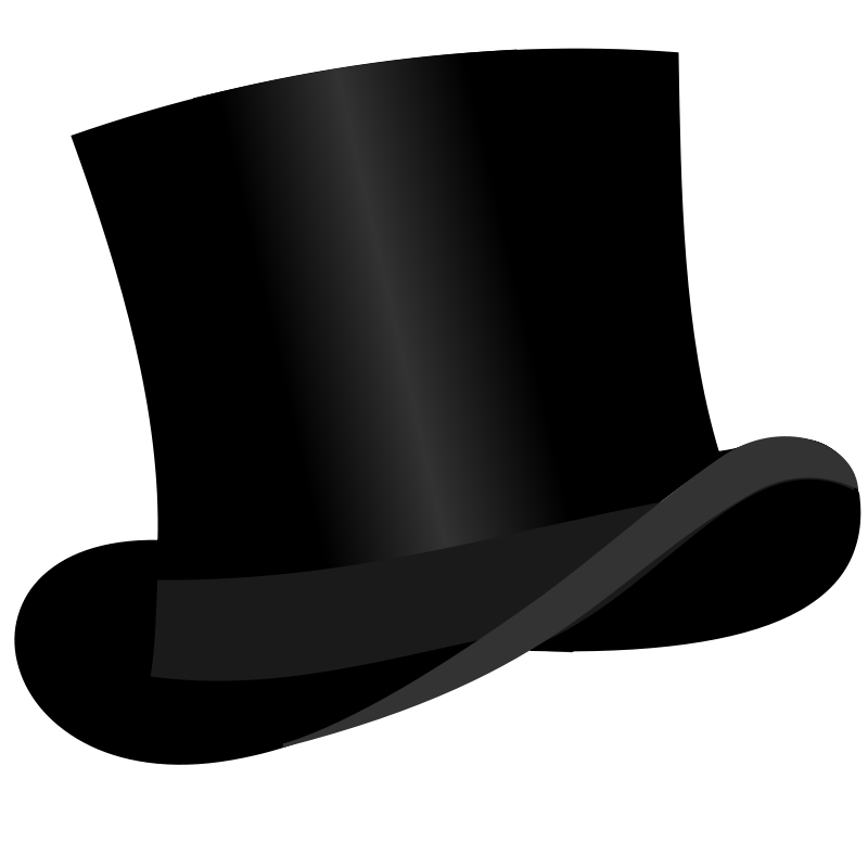 Top hat money clipart png stock Top Hat Clipart free clipart top hat bonzo red x clipart - Clipart ... png stock