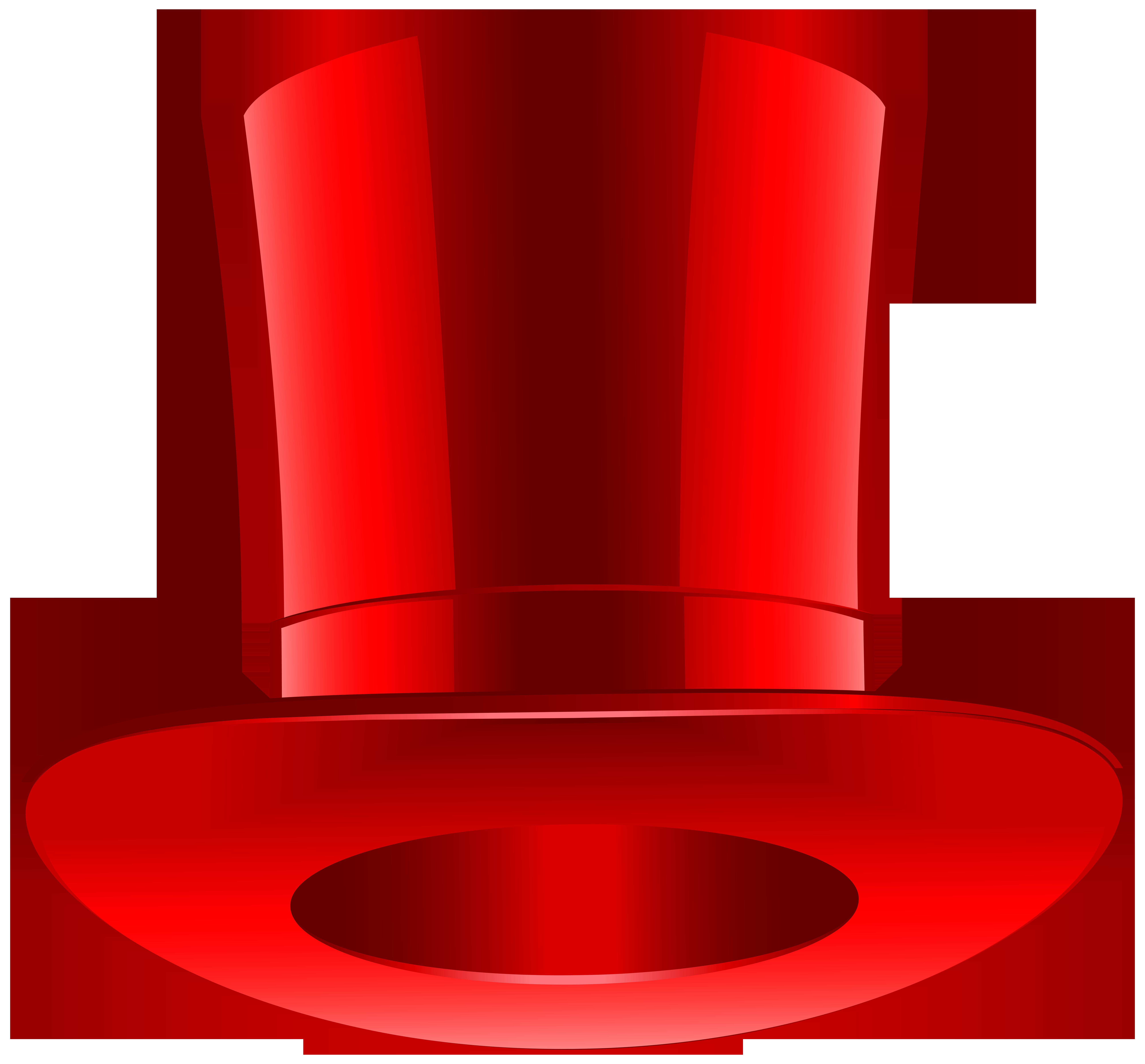 Top hat money clipart clipart Red Top Hat PNG Clip Art - Best WEB Clipart clipart