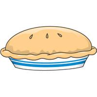 Top of a pie clipart svg royalty free download Download Pie Category Png, Clipart and Icons | FreePngClipart svg royalty free download