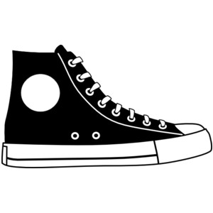 Top of shoe clipart picture royalty free library Top shoe clip art free clipart image 3 - ClipartBarn picture royalty free library