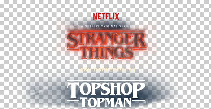Top shop logo clipart banner black and white download Stranger Things: The Game Netflix Topshop Stranger Things ... banner black and white download