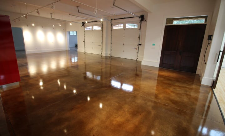 Top view garage floor clipart clipart black and white download Garage Floor Coatings, Sealants & Repairs Portland, OR ... clipart black and white download