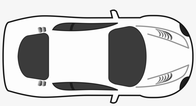 White car clipart top banner library stock 28 Collection Of Top View Of A Car Clipart - Car Clipart Top ... banner library stock