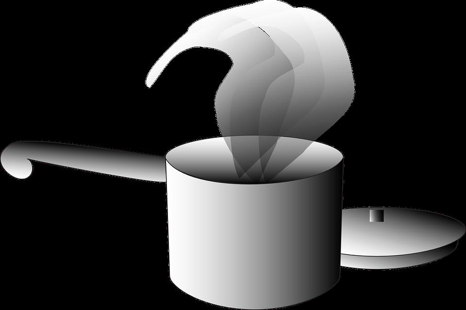 Topf und deckel clipart jpg freeuse download Dampf, Essen, Trinken - Kostenlose Bilder auf Pixabay jpg freeuse download