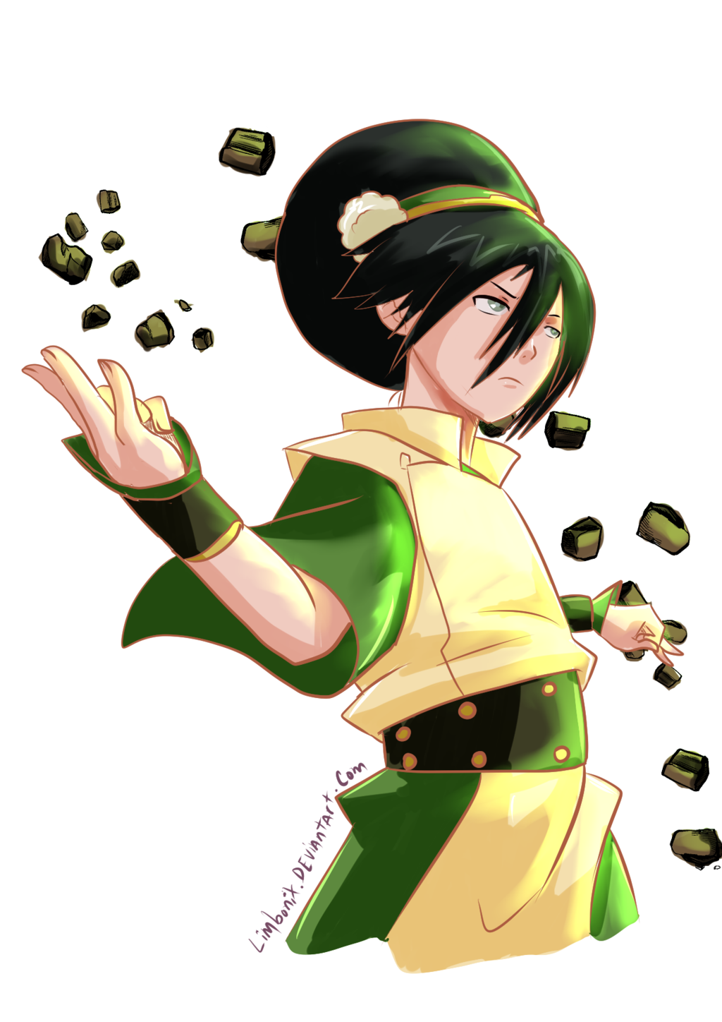 Toph beifong clipart svg royalty free library Toph beifong by Limbonix | Anime & Manga | Avatar aang ... svg royalty free library
