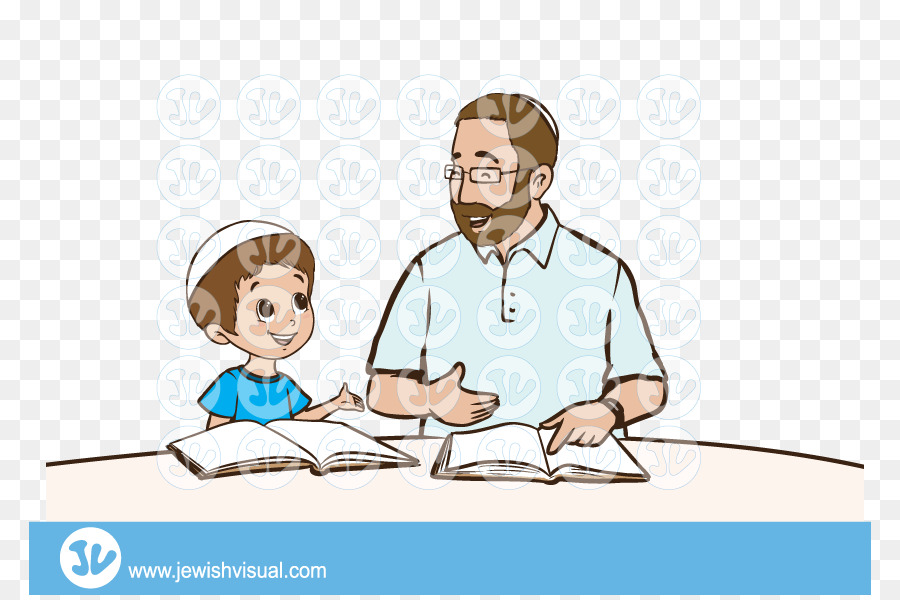 Torah study clipart clipart library download Father Cartoon clipart - Torah, Father, Illustration ... clipart library download