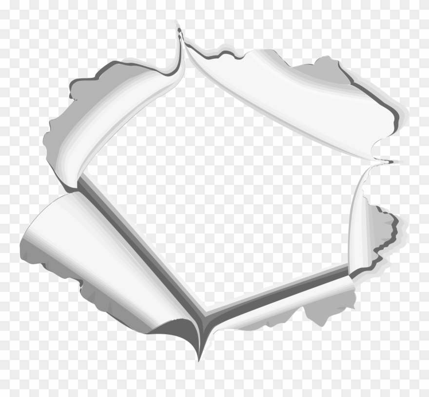 Torn clipart vector stock Big Image - Torn Page Png Clipart (#749358) - PinClipart vector stock