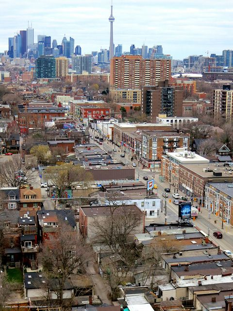 Toronto parkdale jpg clipart clip free library Queen Street, Parkdale | Toronto Ontario Canada in 2019 ... clip free library