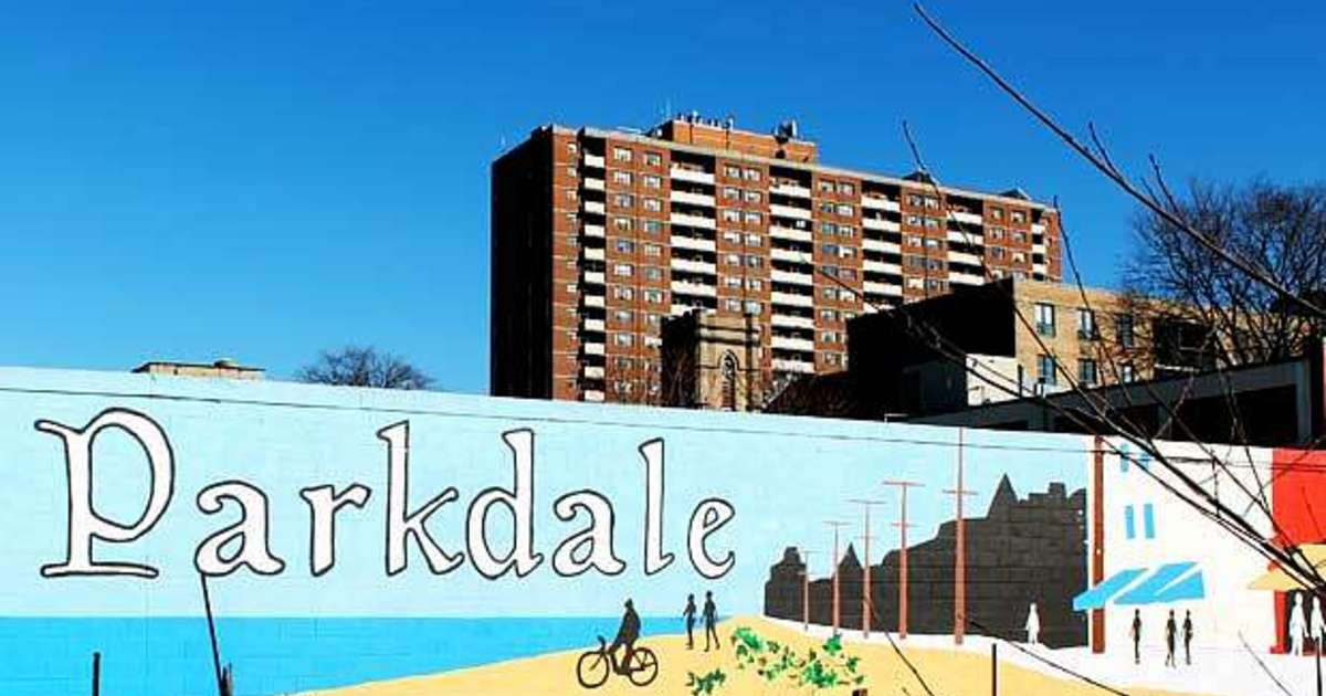 Toronto parkdale jpg clipart transparent stock Ten Things You Know To Be True When Living in Parkdale - Narcity transparent stock