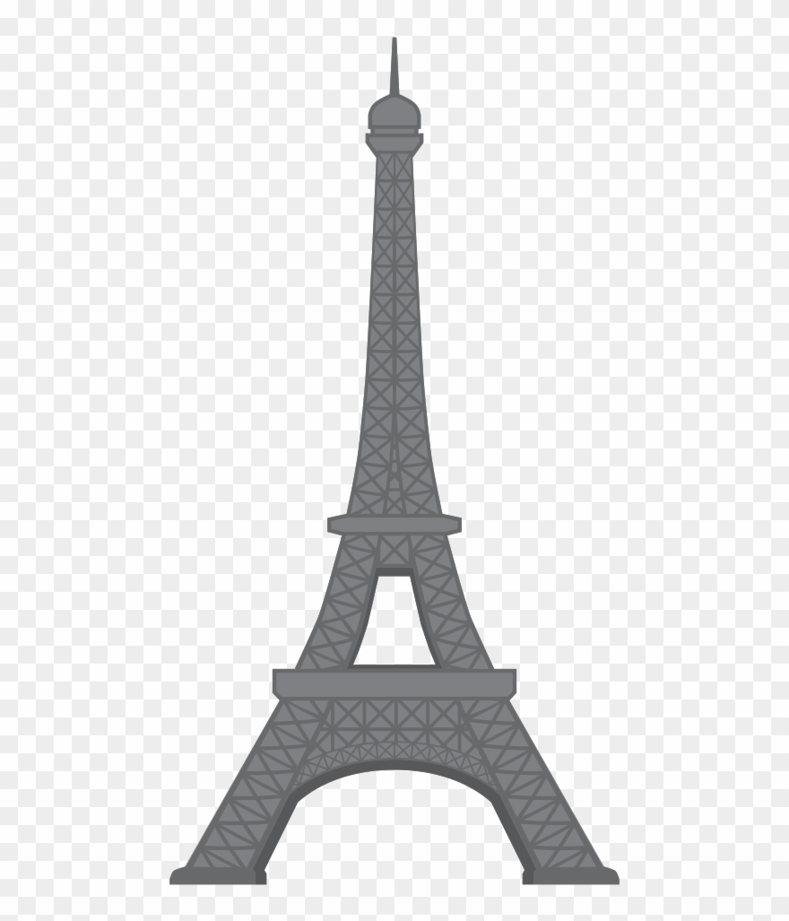Torre eiffel dibujo clipart clip transparent stock Eiffel Tower - Ladybug Con La Torre Eiffel Clipart (#659600 ... clip transparent stock