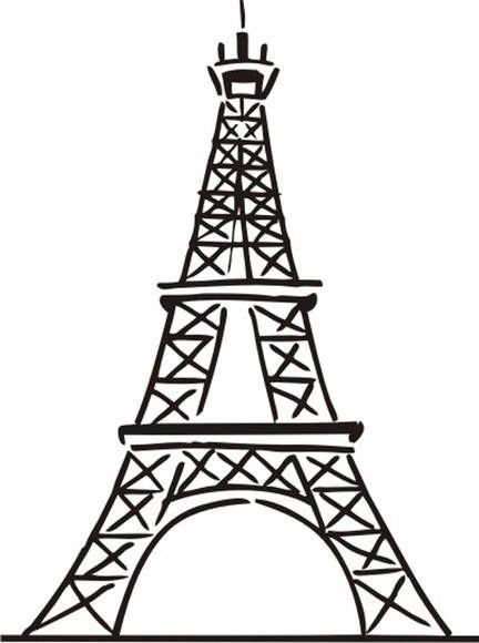 Torre eiffel dibujo clipart png royalty free torre eiffel dibujo - Buscar con Google | Wallpapers♥ en ... png royalty free
