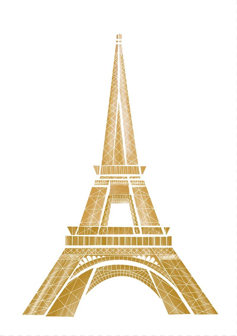 Torre eiffel gold clipart png banner free stock Eiffel Tower Big Ben Galata Tower Drawing, Paris transparent ... banner free stock