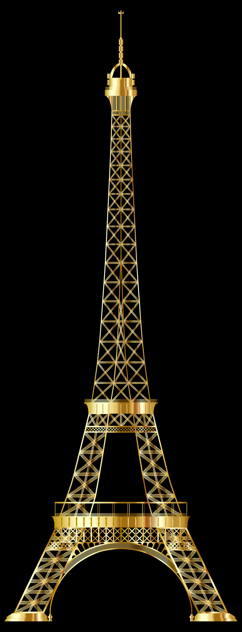 Torre eiffel gold clipart png clip royalty free library Download Eifel Tower Png () png images - sarfrance.net clip royalty free library