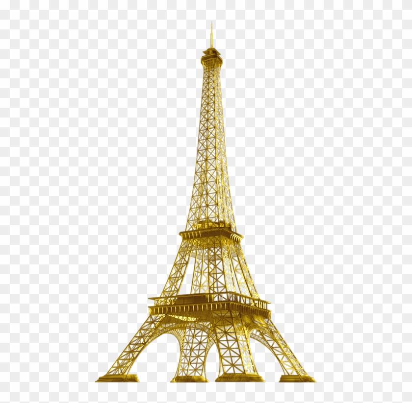 Torre eiffel gold clipart png picture black and white stock Paris Tour Eiffel Png, Transparent Png - 488x800(#550463 ... picture black and white stock