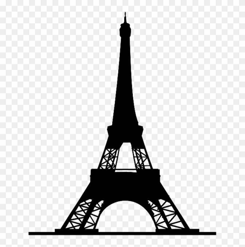 Torre paris clipart image royalty free download Paris Clip Art Free Clipartsco - Eiffel Tower Silhouette Png ... image royalty free download