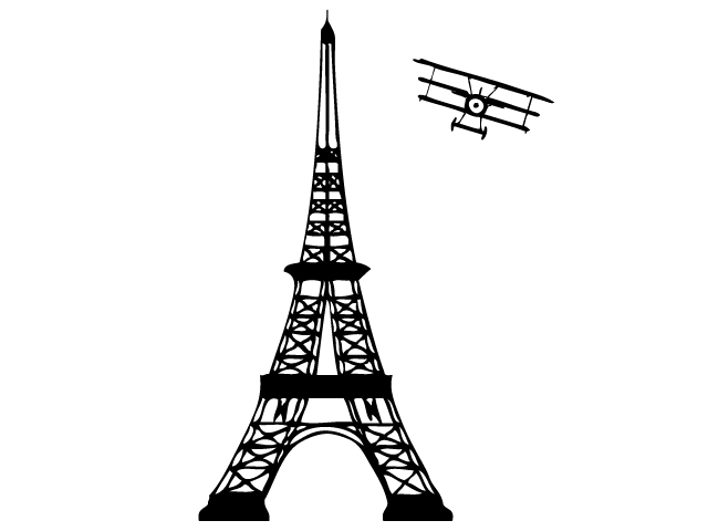 Torre paris clipart clip art black and white download Free Torre Eiffel Vector, Download Free Clip Art, Free Clip ... clip art black and white download