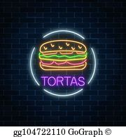 Tortas clipart picture download Tortas Clip Art - Royalty Free - GoGraph picture download