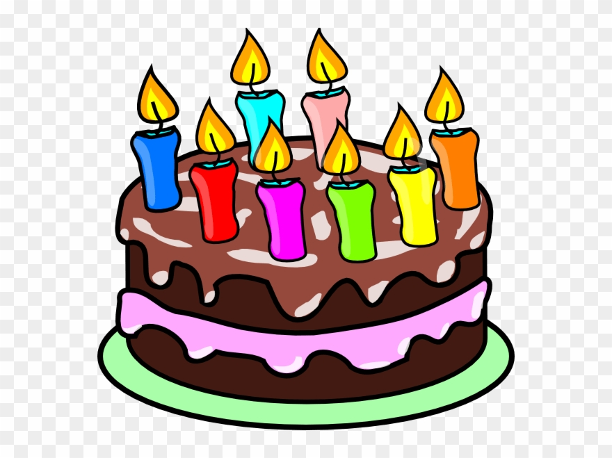 Torte clipart picture royalty free download Geburtstagskuchen Bilder Clipart 2 By Mariah - Torte Clipart ... picture royalty free download