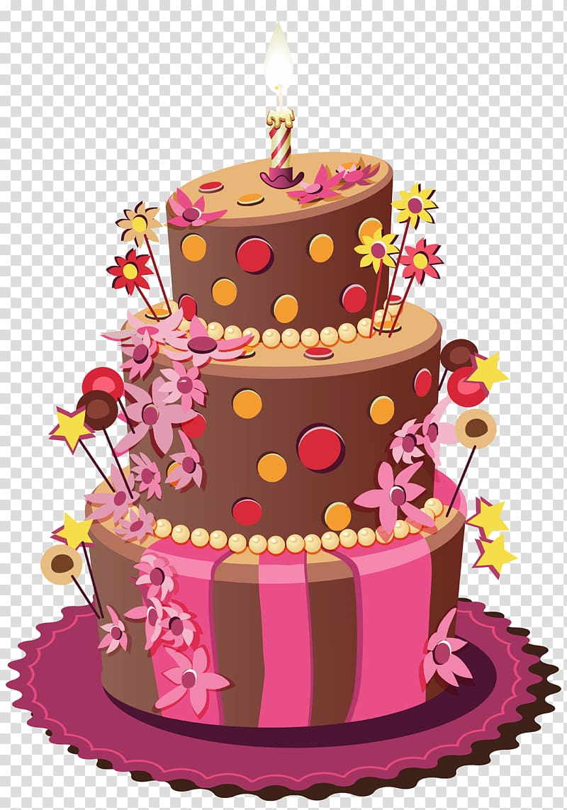 Torte clipart clipart transparent download Birthday cake Wedding cake Sugar cake Torte, Birthday Cake ... clipart transparent download
