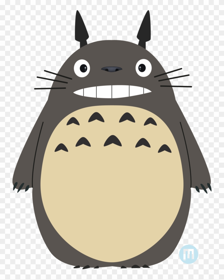 Tortoro clipart jpg free stock Report Abuse - Neighbor Totoro Totoro Png Clipart (#557992 ... jpg free stock