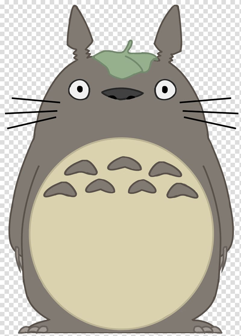 Tortoro clipart image Catbus Animation Anime Studio Ghibli, totoro transparent ... image
