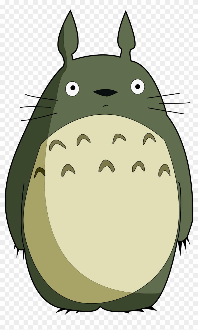 Tortoro clipart clipart royalty free library Totoro Png - Totoro Vector, Transparent Png - 2122x3441 ... clipart royalty free library