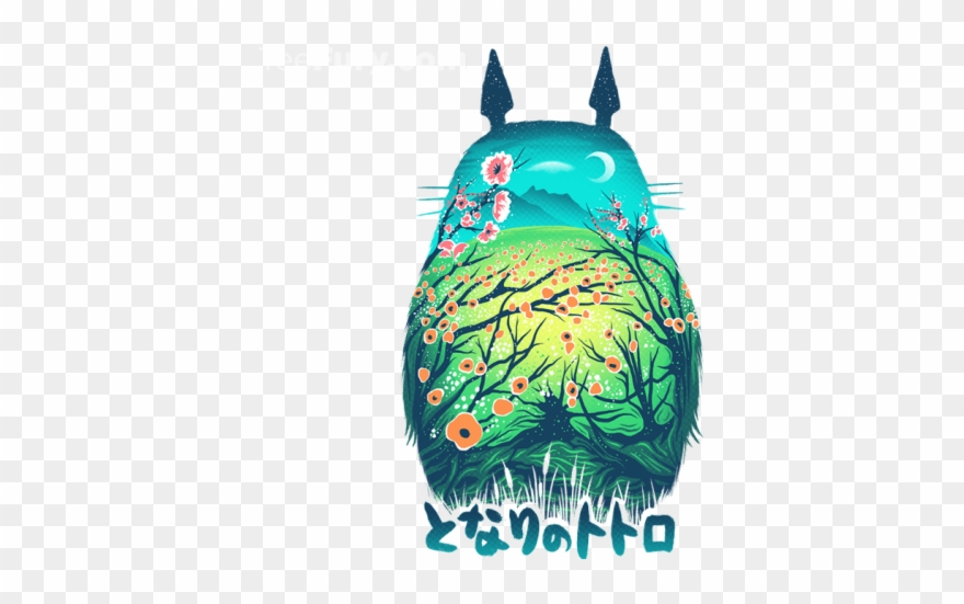 Tortoro clipart banner transparent download Ghibli Transparent Totoro Studio - Victor Vercesi Clipart ... banner transparent download