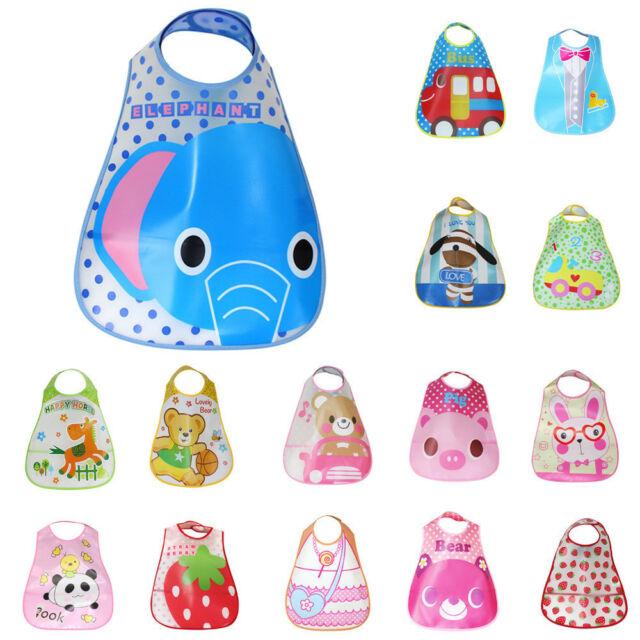 Totler e girl clipart png stock Baby Toddler Kids Boys Girl Waterproof Feeding Apron Saliva Towel Bibs  Clothes E png stock