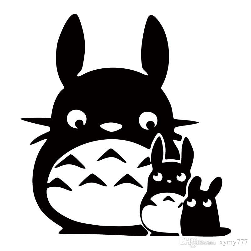 Totoro clipart silhouette royalty free Totoro Cliparts | Free download best Totoro Cliparts on ... royalty free