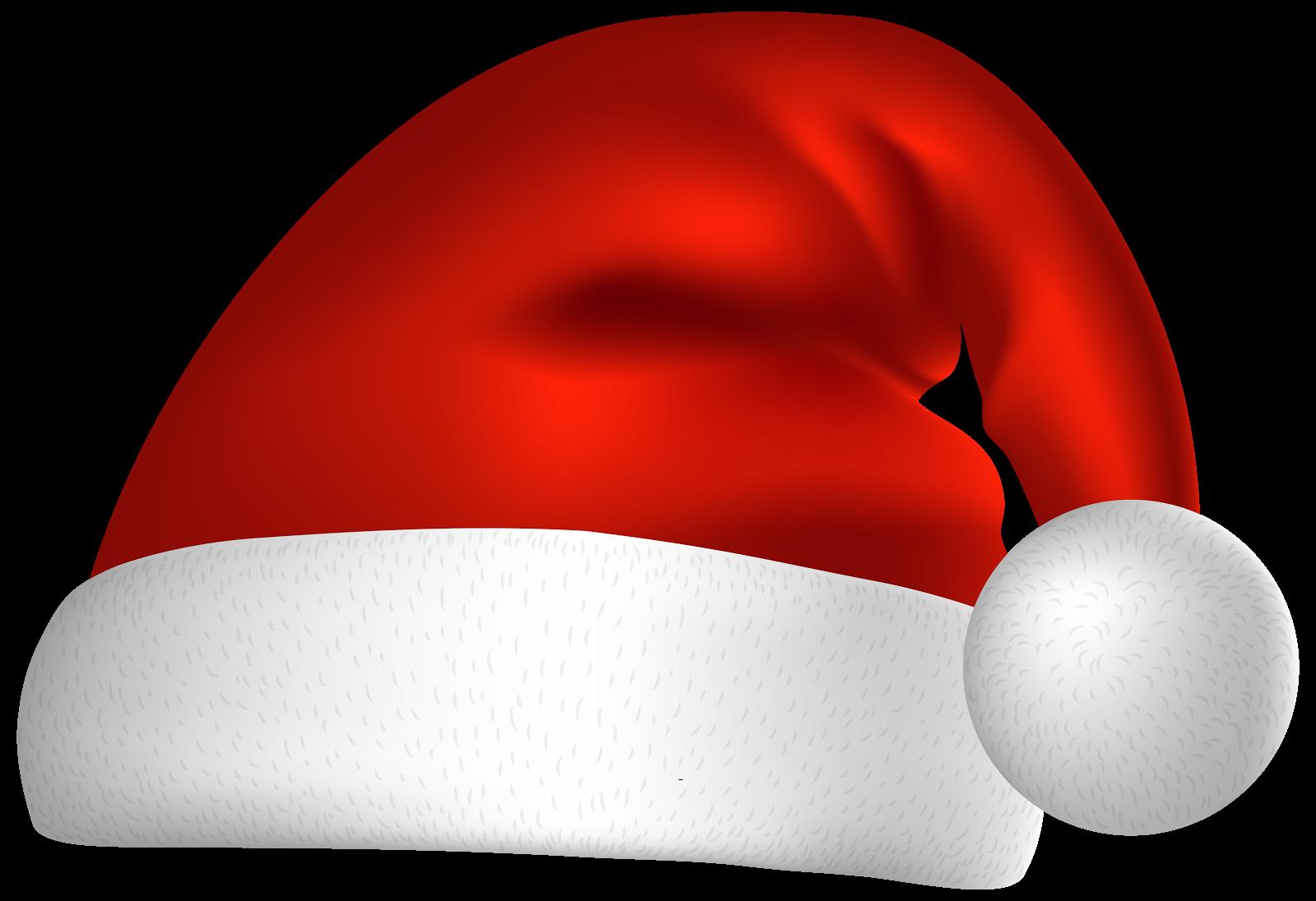 Touca papai noel clipart banner stock Chapéus de Papai Noel | IMAGENS PARA VOCÊ banner stock